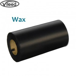 Wax Barcode Ribbon Roll For Use on Thermal Transfer Barcode Printers